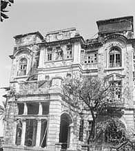 Samudra Villa: front view
